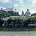 Salzburg City View Five by Bob Phillips