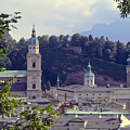 Salzburg City View Two by Bob Phillips