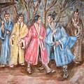 Samauri by Joseph Sandora Jr