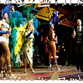 Samba Dancers by Barbie Corbett-Newmin