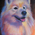 Samoyed by Kaytee Esser