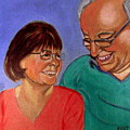 Samson And Delia by Rusty Gladdish