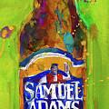 Samuel Adams Boston Ale by Dorrie Rifkin