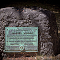 12- Samuel Adams Tombstone In Granary Burying Ground Eckfoto Boston Freedom Trail by Jean-Louis Eck
