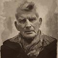 Samuel Beckett 2 by Afterdarkness