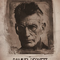 Samuel Beckett 01 by Afterdarkness