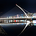 Samuel Beckett Bridge 3 V2 by Alex Art and Photo