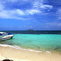 San Andres Island by John Rizzuto