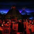San Angel Inn Mexico by David Lee Thompson