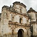 San Antonio Aguas Calientes by Douglas Barnett