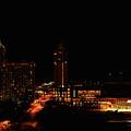 San Antonio Night by Judy Vincent