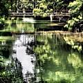 San Antonio River Scenic by Gary Richards