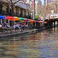San Antonio Riverwalk by Angela Murdock
