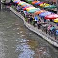 San Antonio Riverwalk by Kristina Deane