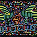 San Blas IIi by Pat Saunders-White