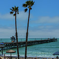 San Clemente Peir by Tommy Anderson
