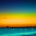 San Clemente Pier by DRK Studios