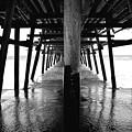 San Clemente Pier by Tristan Cota