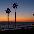 San Clemente Sunset by Ty Nichols