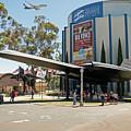 San Diego Air And Space Museum by Robert VanDerWal