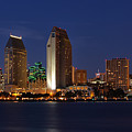San Diego America's Finest City by Larry Marshall