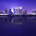 San Diego Cityscape by Billy Bateman