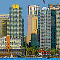 San Diego Downtown Living - Bayside by Russ Harris