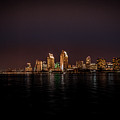 San Diego Harbor by John Johnson