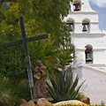 San Diego Mission Bells by Sharon Foster