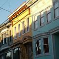 San Fran Light by John Loyd Rushing
