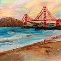 San Francisc Bridge by Nohemi James