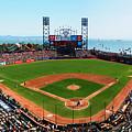 San Francisco Ballpark by C H Apperson