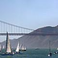 San Francisco Bay by Gary Lobdell
