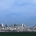 San Francisco Bay by Michael Gordon