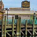 San Francisco Boat Yard Dock by Jim Thompson