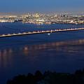 San Francisco by Bob Christopher