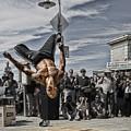 San Francisco Breakdancer by Rich Beer