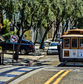 San Francisco, Cable Cars -1 by Tommy Anderson