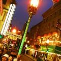 San Francisco Chinatown by Elizabeth Hoskinson