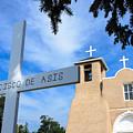 San Francisco De Asis Church by Debra Martz