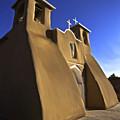 San Francisco De Asis Church  by Lou  Novick