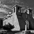 San Francisco De Asis Mission Church 2 by Lou  Novick