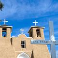 San Francisco De Asis Mission Church by Debra Martz