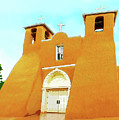 San Francisco De Asis Mission Church by Susan Vineyard