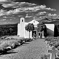 San Francisco De Assisi, Golden, New Mexico, March 11, 2017 by Mark Goebel