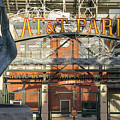 San Francisco Giants Att Park Juan Marachal O'doul Gate Entrance Dsc5790 by Wingsdomain Art and Photography
