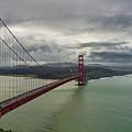 San Francisco Golden Gate Bridge by Grant Groberg