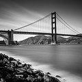 San Francisco Golden Gate by Mike Burgquist