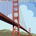 San Francisco Poster  by John Dyess
