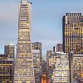 San Francisco Skyline 2 by Martin Williams